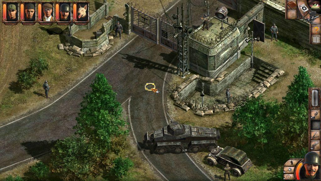 Commandos2 HD Remaster Release Screenshots 3
