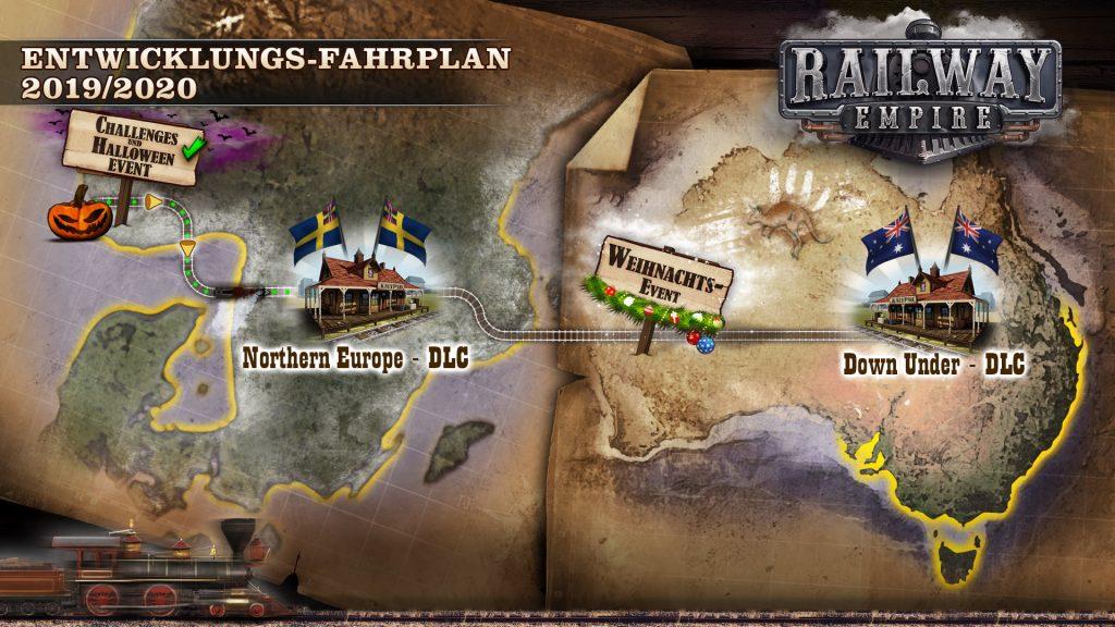 RailwayEmpire Roadmap NE DU DE 1S